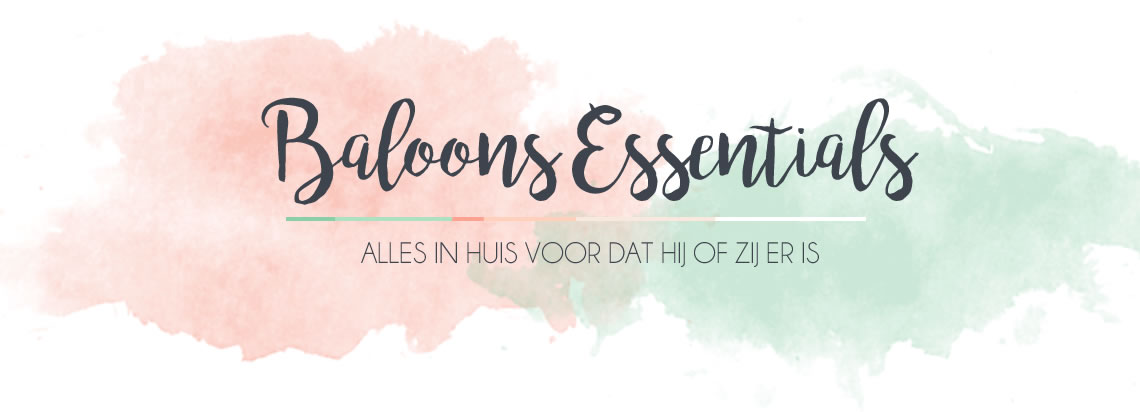 Baloons Essentials collectie